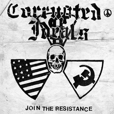 Corrupted Ideals - Join The Resistance - Colored Vinyl