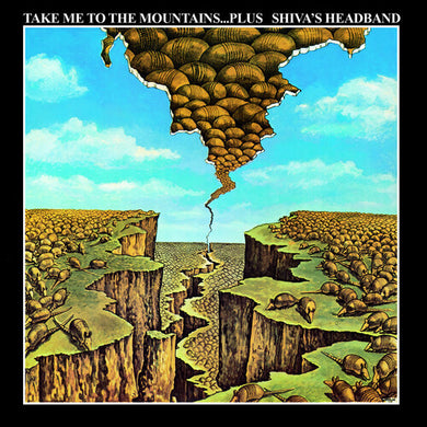 Shiva's Headband - Take Me To The Mountains - Colored Vinyl