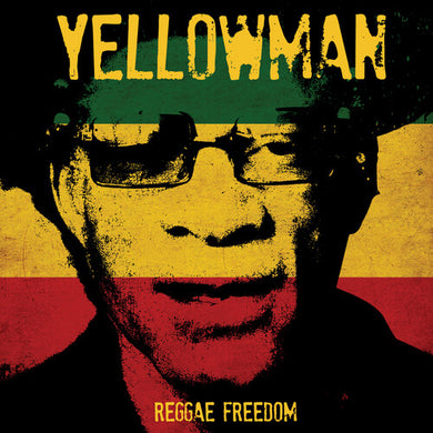 Yellowman - Reggae Freedom - Colored Vinyl