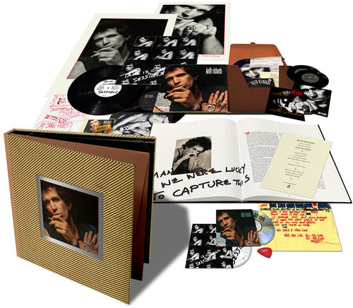 Keith Richards - Talk Is Cheap - Box Set