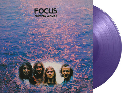Focus - Moving Waves - Music On Vinyl