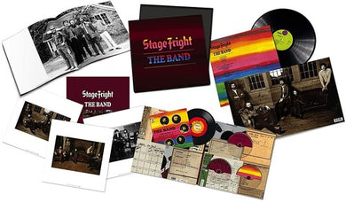 Band, The - Stage Fright - 50th Anniversary - Box Set