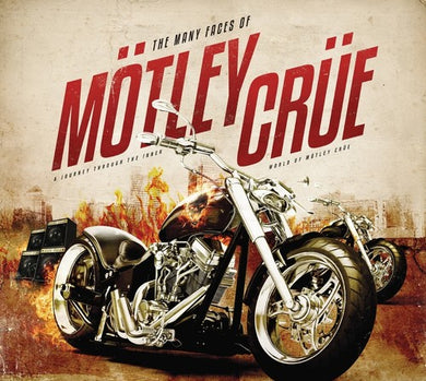 Various Artists - Many Faces Of Motley Crue
