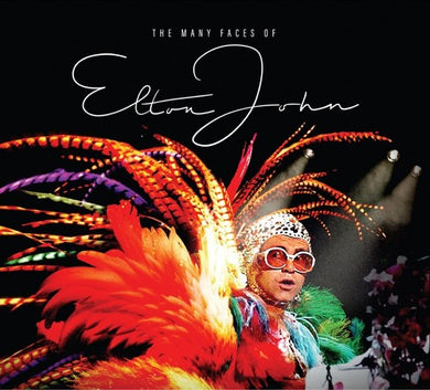Various Artists - Many Faces Of Elton John