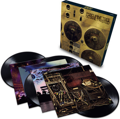Porcupine Tree - Octane Twisted - Box Set - Indie Exclusive