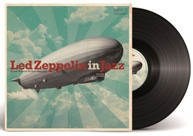 Various Artists - Led Zeppelin In Jazz - Import