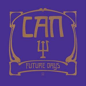 Can - Future Days - Colored Vinyl