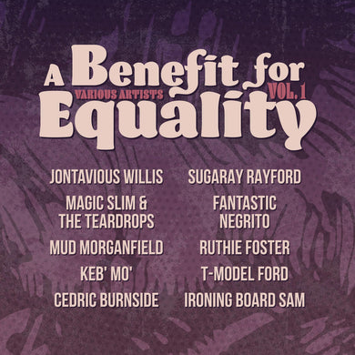 Various Artists - Benefit For Equality 1 - Indie Exclusive