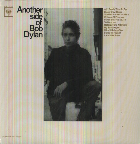 Bob Dylan - Another Side of Bob Dylan - Covert Vinyl