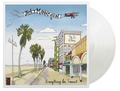 Jack's Mannequin - Everything In Transit - Music On Vinyl