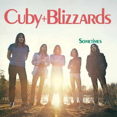Cuby + Blizzards - Sometimes - Music On Vinyl