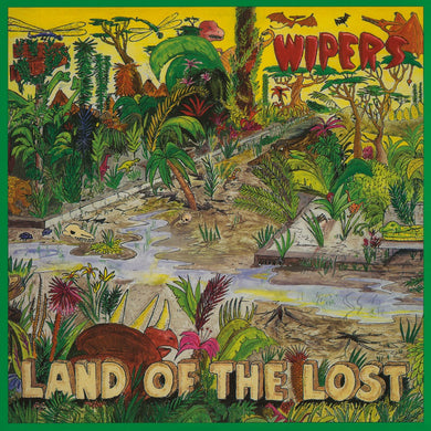 Wipers - Land Of The Lost - Music On Vinyl