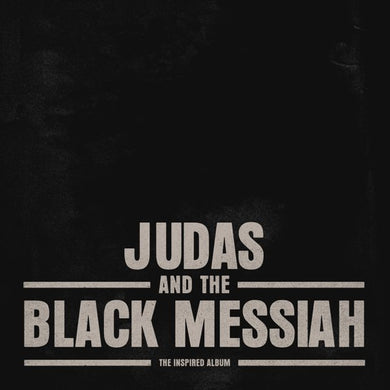 Various Artists - Judas And The Black Messiah: The Inspired Album (Soundtrack) - Colored Vinyl
