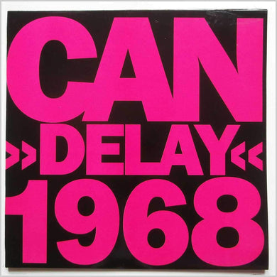 Can - Delay - Colored Vinyl
