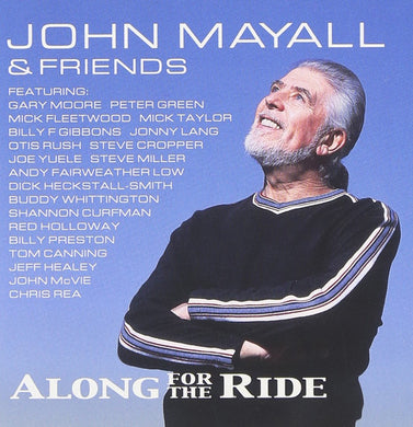 John Mayall - Along For The Ride - Deluxe Edition