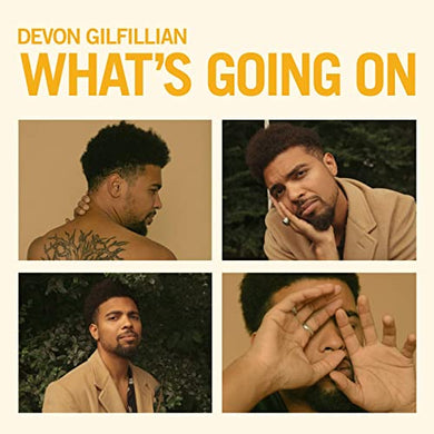 Devon Filfillian - What's Going On