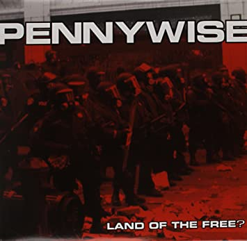 Pennywise - Land Of The Free - Colored Vinyl