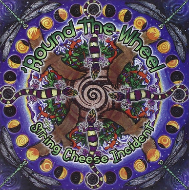 String Cheese Incident, The - Round The Wheel - Indie Exclusive