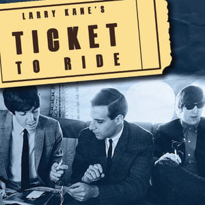 Beatles, The - Larry Kane's Ticket to Ride - Covert Vinyl