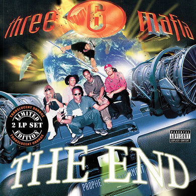 Three 6 Mafia - End - Colored Vinyl