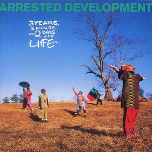Arrested Development - 3 Years, 5 Months & 2 Days In The Life Of... - Covert Vinyl