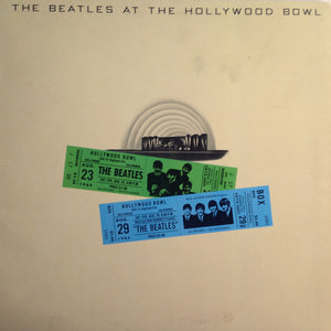 Beatles, The - The Beatles At The Hollywood Bowl - Pre-owned Vinyl - Covert Vinyl
