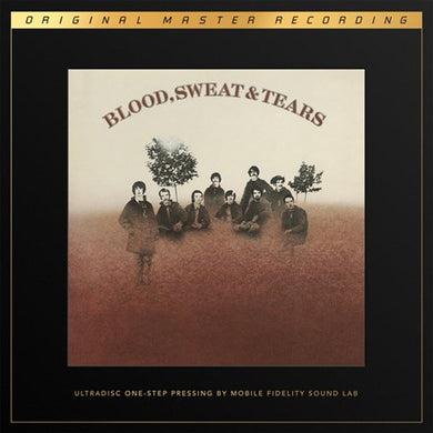 Blood, Sweat & Tears - Blood, Sweat & Tears - Mobile Fidelity