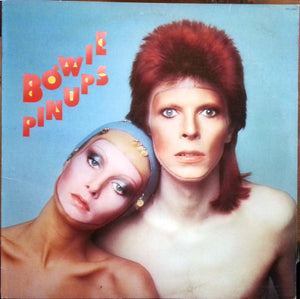 David Bowie - Pin Ups Pre-owned Vinyl - Covert Vinyl