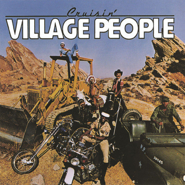 Village People - Cruisin' - Pre-owned Vinyl