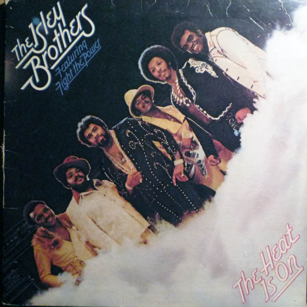 Isley Brothers, The - The Heat Is On - Pre-owned Vinyl