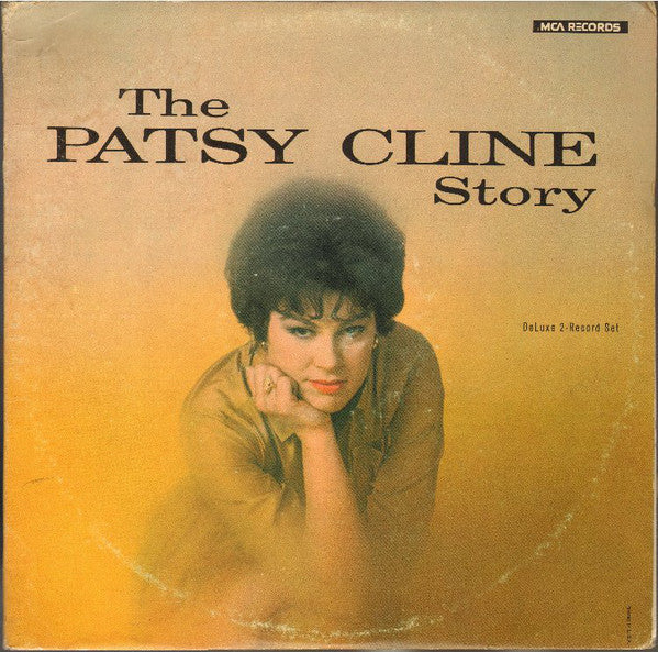 Patsy Cline - The Patsy Cline Story - Pre-owned Vinyl