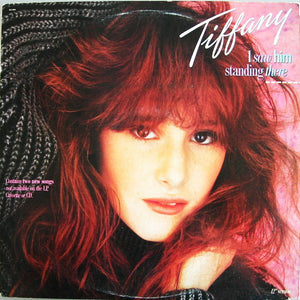 "Tiffany - I Saw Him Standing There 12"" Single - Pre-owned Vinyl"