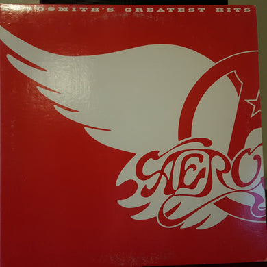 Aerosmith - Greatest Hits - Pre-owned Vinyl