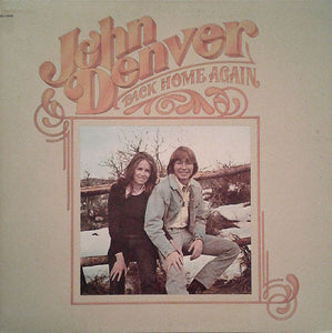 John Denver - Back Home Again - Pre-owned Vinyl