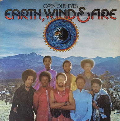 Earth, Wind & Fire - Open Your Eyes - Pre-owned Vinyl