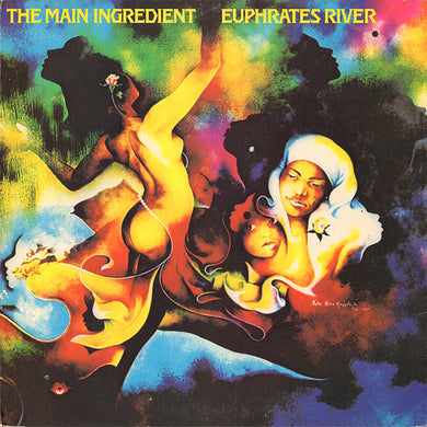 Main Ingredient, The - Euphrates River - Pre-owned Vinyl