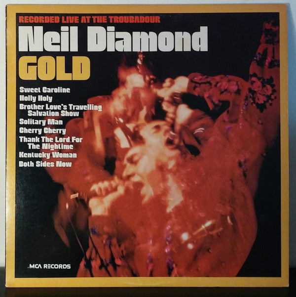 Neil Diamond - Gold - Pre-owned Vinyl
