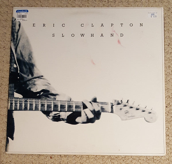 Eric Clapton - Slow Hand - Pre-owned Vinyl