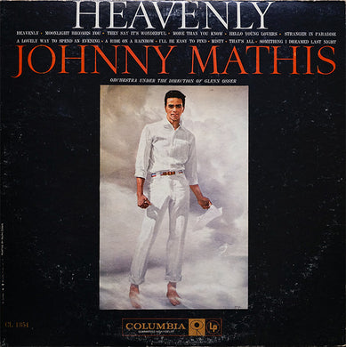 Johnny Mathis - Heavenly - Pre-owned Vinyl
