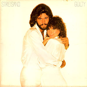 Barbra Streisand - Guilty - Pre-owned Vinyl