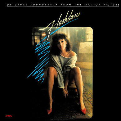 Various Artist - Flashdance - Original Motion Picture Soundtrack - Pre-owned Vinyl