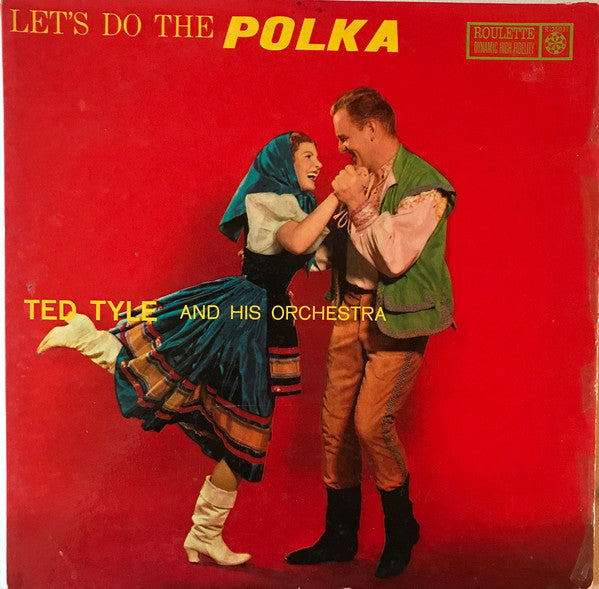 Ted Tyle - Let's Do The Polka - Pre-owned Vinyl
