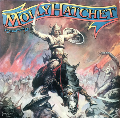 Molly Hatchet - Beatin' The Odds - Pre-owned Vinyl