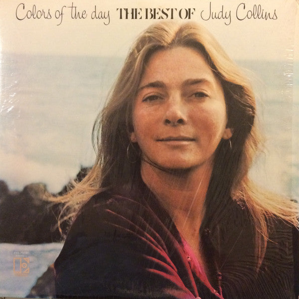 Judy Collins - Colors of the Day: The Best of Judy Collins - Pre-owned Vinyl
