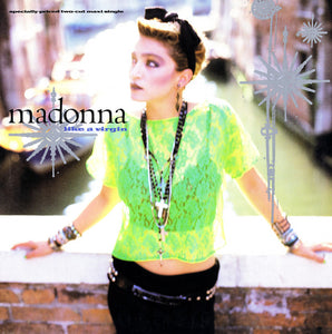 "Madonna - Like A Virgin - 12"" Single - Pre-owned Vinyl"