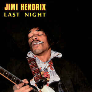 Jimi Hendrix - Last Night - Pre-owned Vinyl