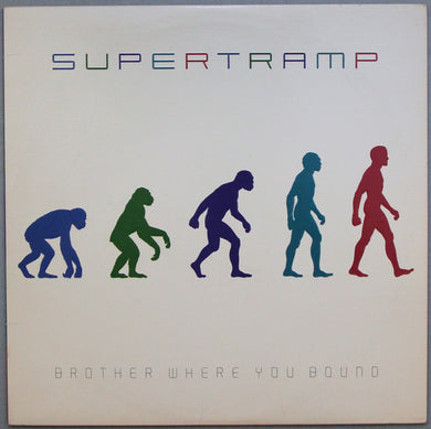 Supertramp - Brother Where You Bound - Pre-owned Vinyl