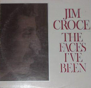 Jim Croce - The Faces I've Been - Pre-owned Vinyl