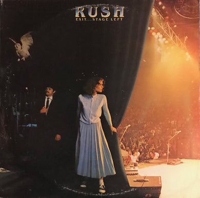 Rush - Exit...Stage Left - Pre-owned Vinyl