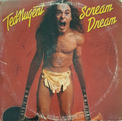 Ted Nugent - Scream Dream - Pre-owned Vinyl
